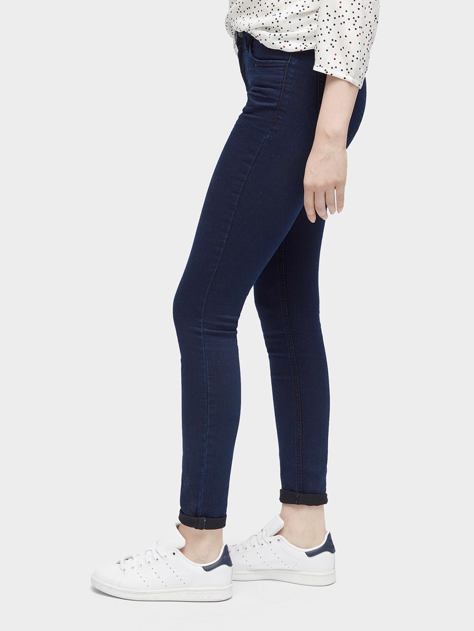 Джинсы Tom TailorДжинсы<br>Джинсы экстра-скинни|содержат эластан для идеальной посадки|классический пятикарманный стиль|покрой  Nela Extra Skinny: средняя линия талии, узкий крой штанин