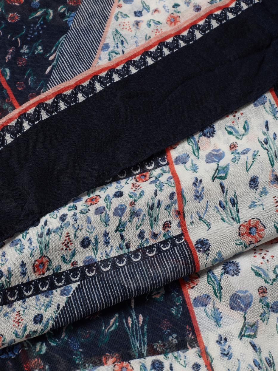 Шарфы и платки tom tailor