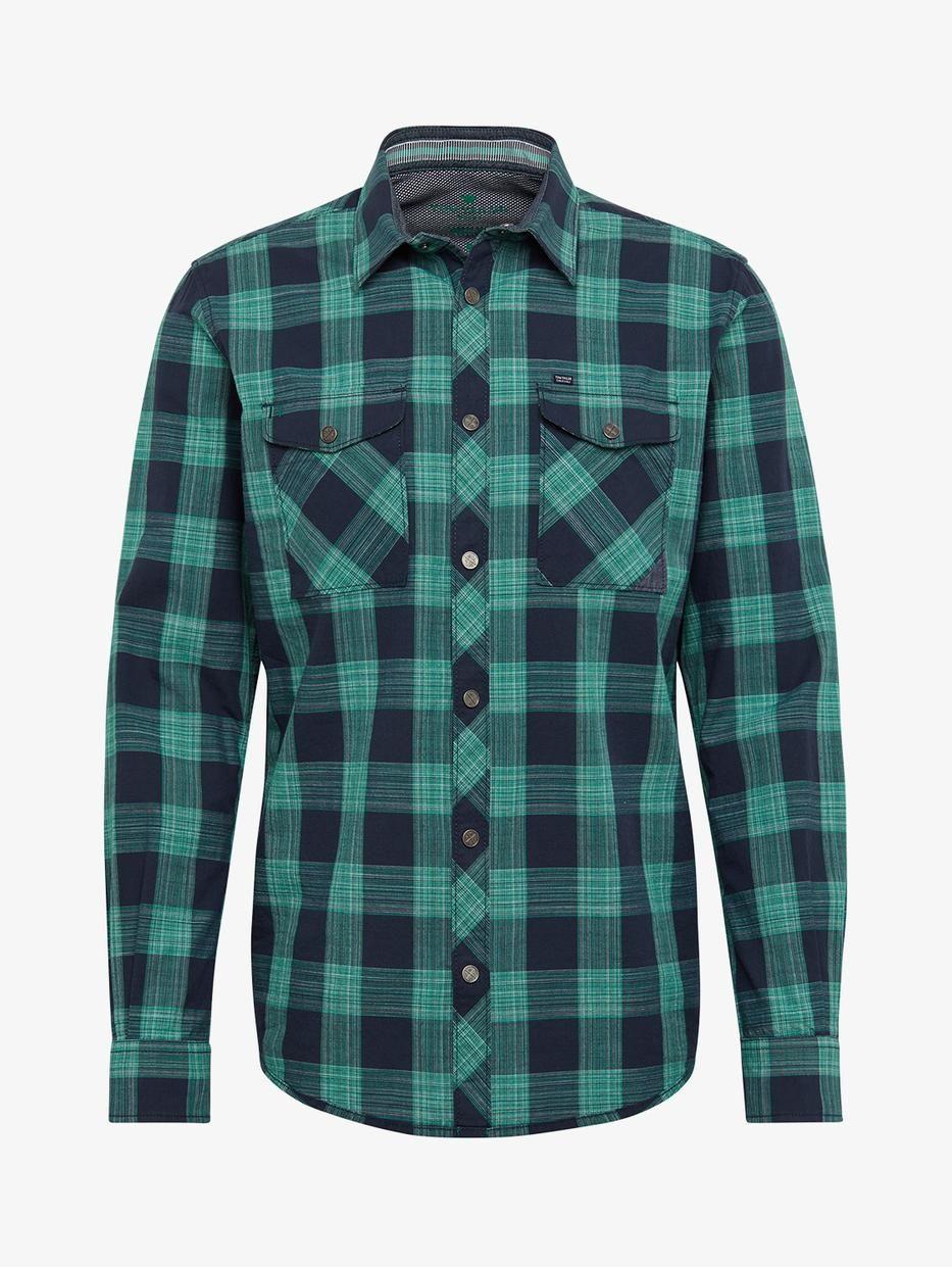 Рубашка 100793115763 Tom Tailor