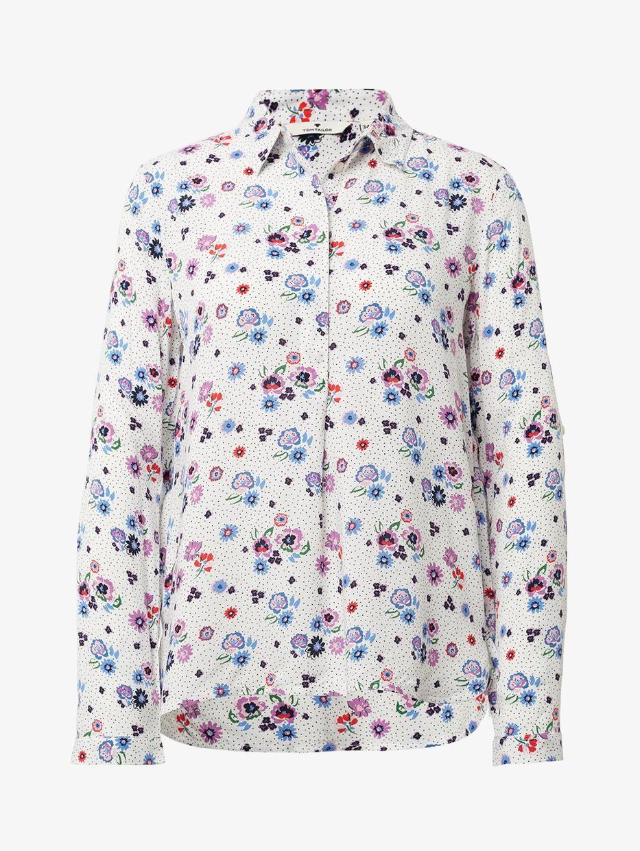 Блузка 100806015677 Tom Tailor