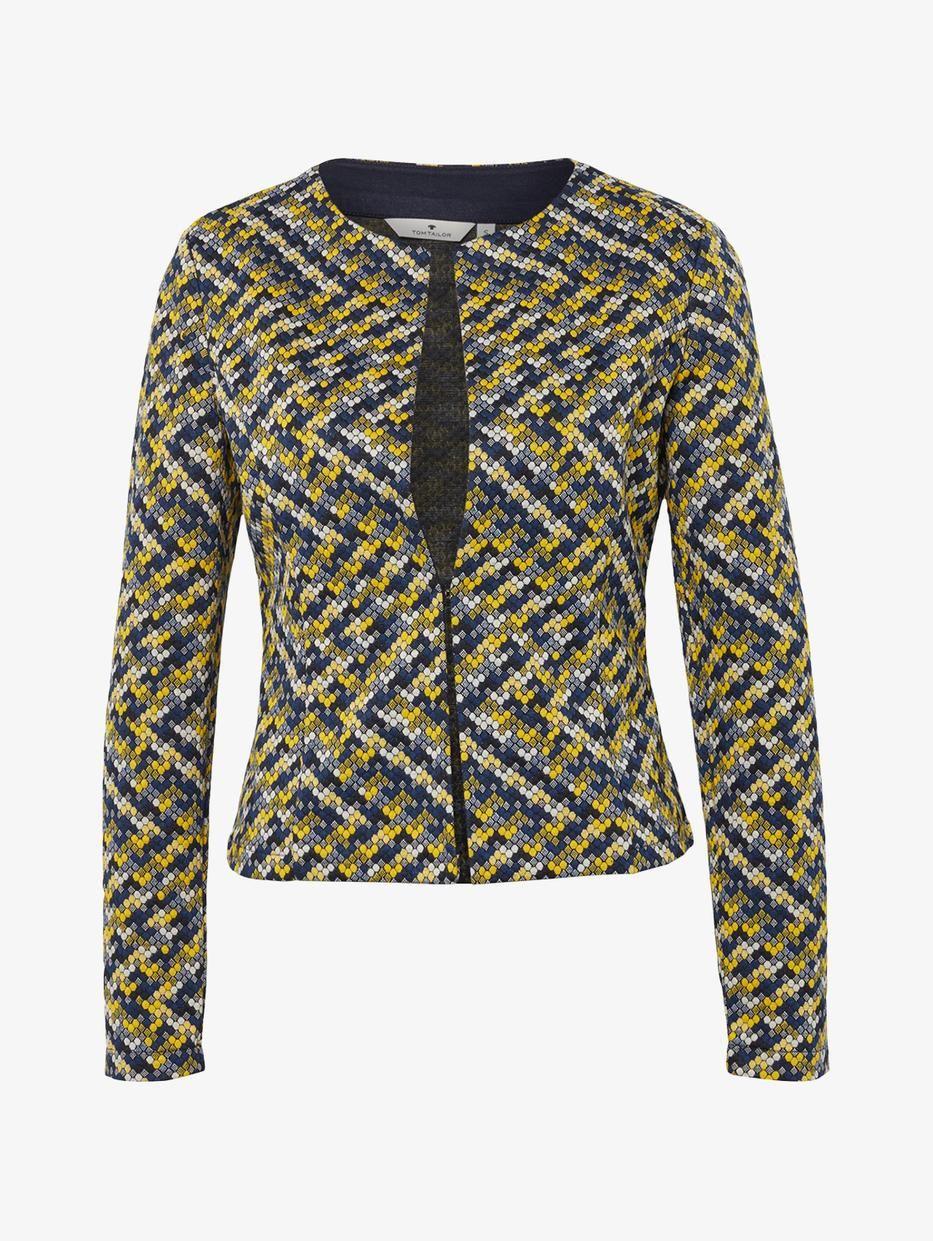 Пиджак 100813616353 Tom Tailor