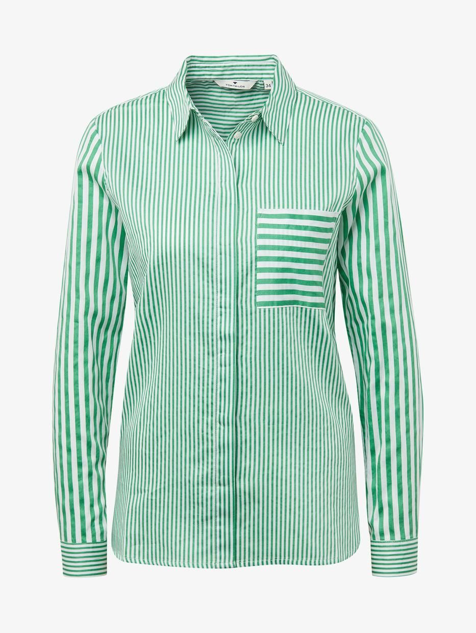Блузка 100883617302 Tom Tailor