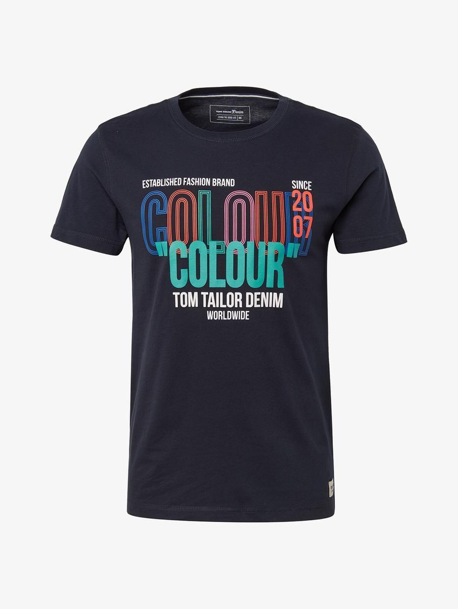 Футболка 100884910668 Tom Tailor