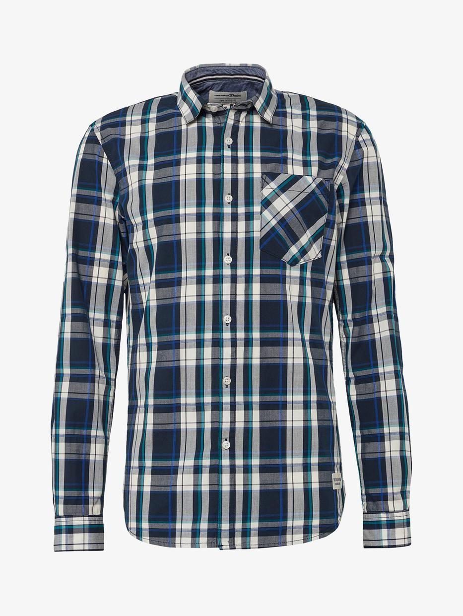 Рубашка 100916316400 Tom Tailor