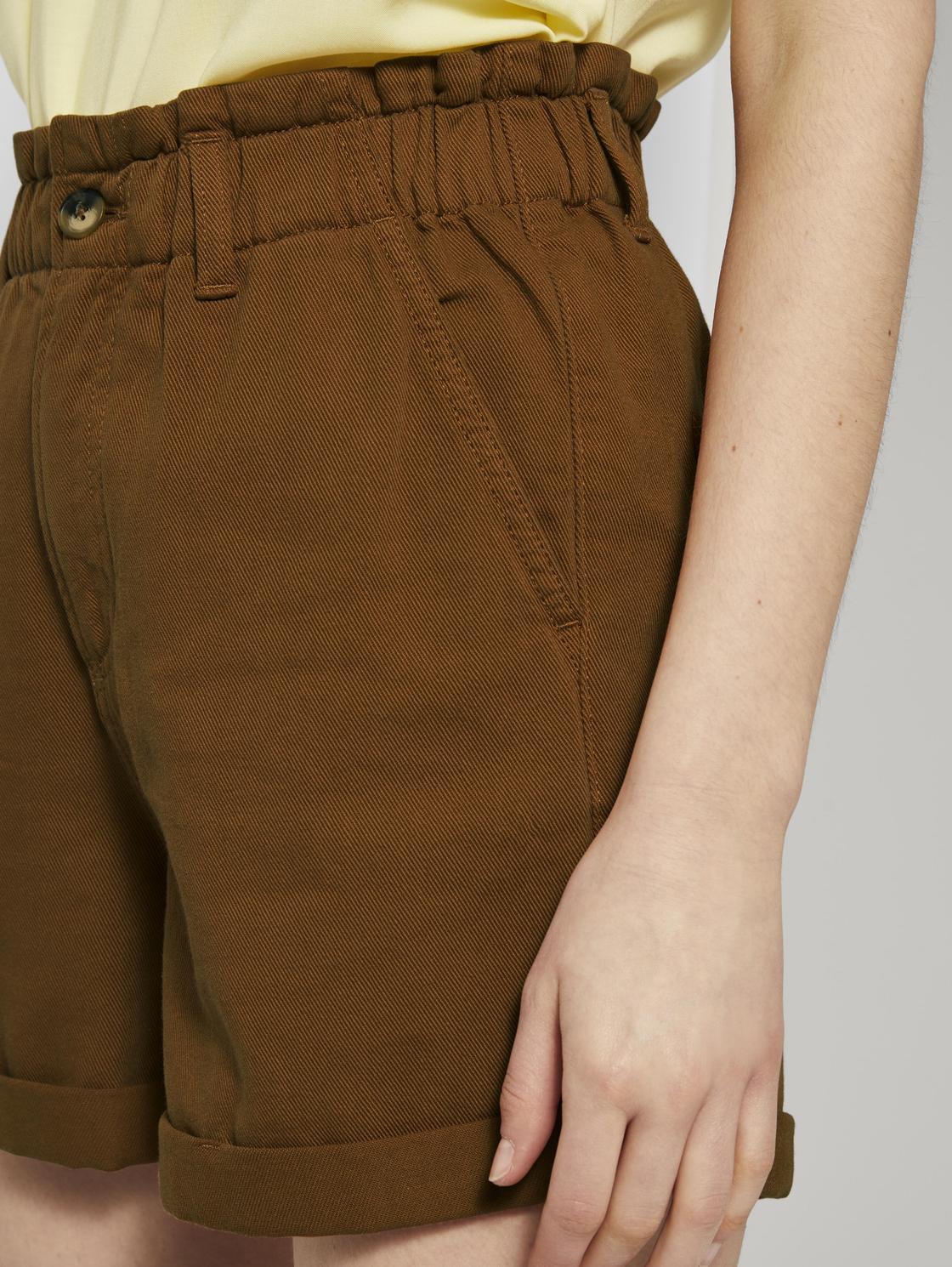Constructed twill shorts shorts lois shorts